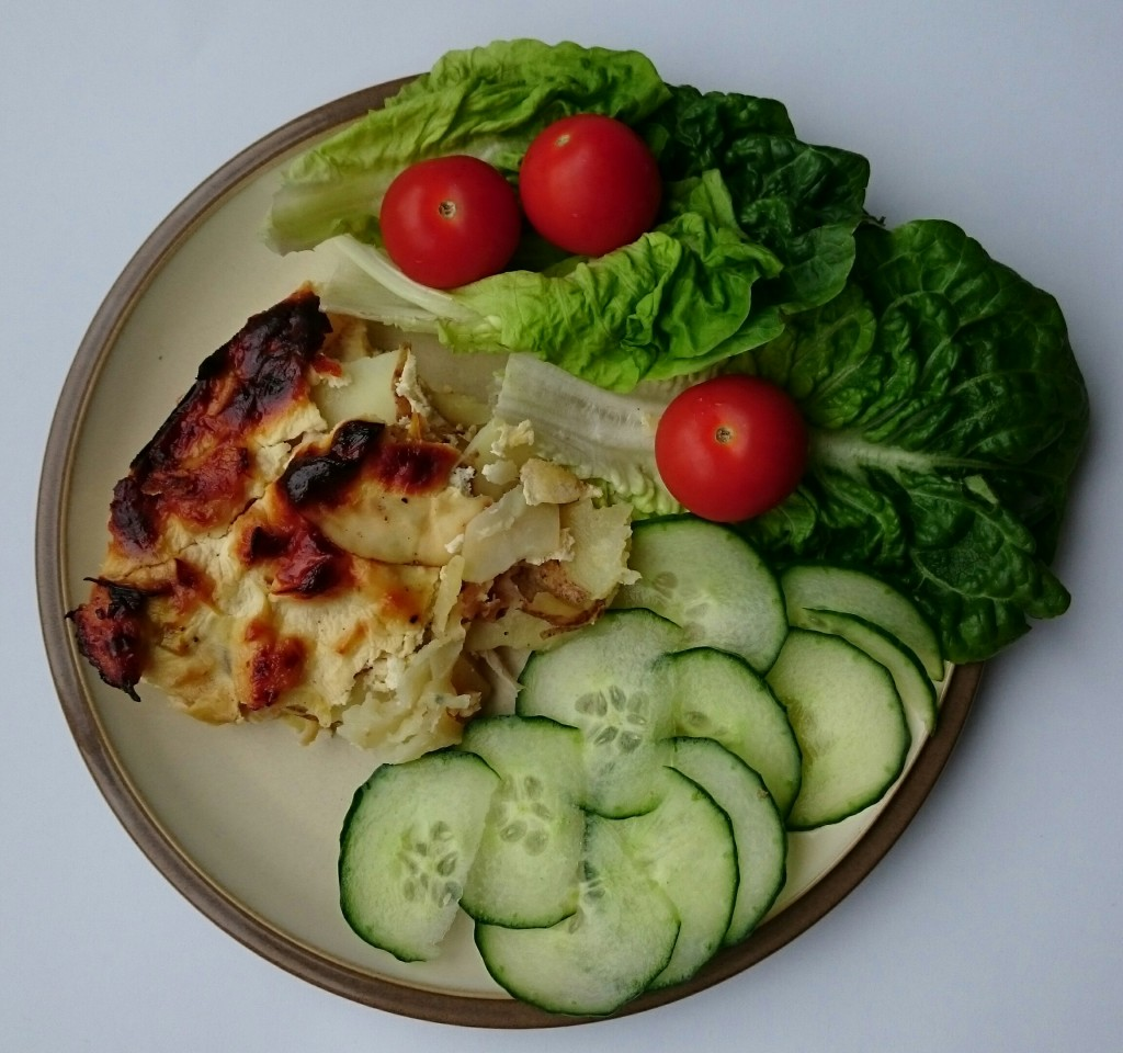 Chicken And Leek Potato Bake Family An Slimming World Friendly Recipe