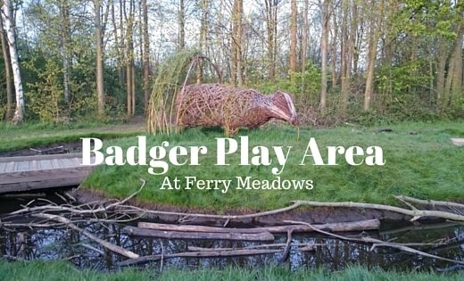Badger Play Area