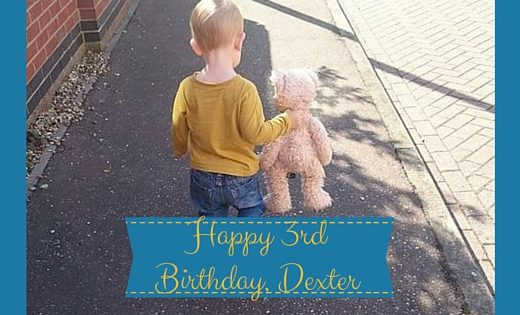 Happy 3rd Birthday, Dexter (1)