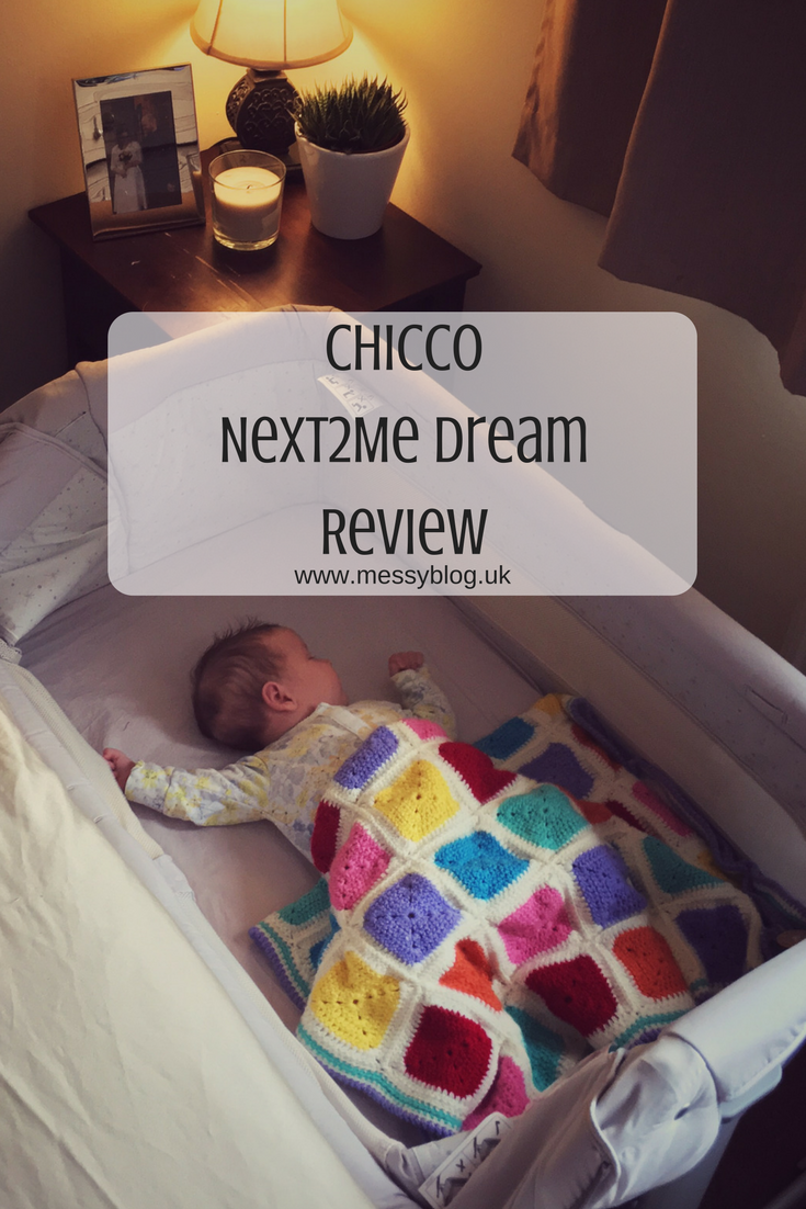 chicco next2me dream review messy blog uk. Black Bedroom Furniture Sets. Home Design Ideas